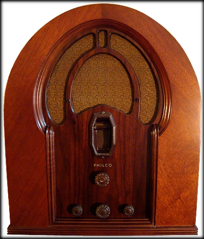 Philco 16B by Steve & Theresa