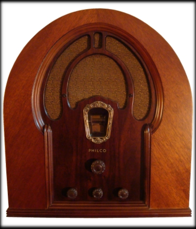 Philco 17B by Steve & Theresa