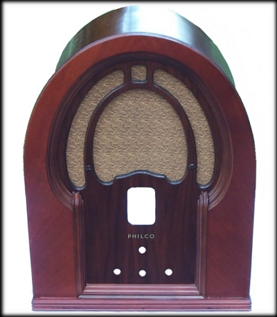 Philco 19B by Steve & Theresa